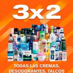 La Comer Temporada Naranja 2019: 3×2 en Cremas, Desodorantes, Talcos y Tratamientos Faciales
