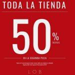 Lob Rebajas de hasta 50% de descuento en toda la tienda