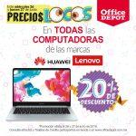 Office Depot: Ofertas y Precios Locos 26 y 27 de junio de 2019