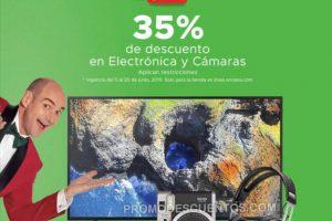 Soriana Julio Regalado 2019: $350 de descuento por cada $1,000 en electrónica y fotografía