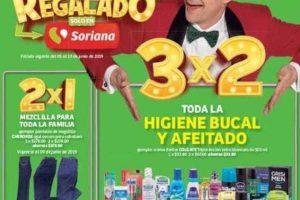 Soriana Julio Regalado 2019: 3×2 en Higiene Bucal y Afeitado y 2×1 en Pantalones de Mezclilla