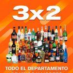 Temporada Naranja 2019 en La Comer: 3×2 en vinos y licores