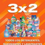 Temporada Naranja 2019 en La Comer: 3×2 en Detergentes, Lavatrastes y Suavizantes