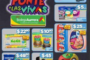 Folleto de ofertas Bodega Aurrerá Ponte a las Vivas 4 al 16 de julio 2019
