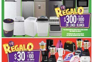 Folleto Soriana Mercado y Express Julio Regalado del 26 de julio al 1 de agosto 2019