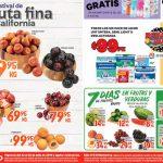 HEB Frutas y Verduras del 23 al 29 de Julio de 2019