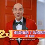 Julio Regalado 2019: 2×1 en cristalería y plásticos para el hogar