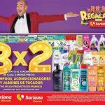Julio Regalado 2019: 3×2 en shampoos, acondicionadores y jabones