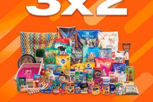La Comer Temporada Naranja 2019: 3x2 en alimento y accesorios para mascota