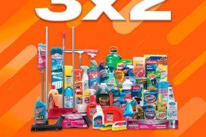 La Comer Temporada Naranja 2019: 3×2 en jarciería y limpiadores