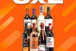 Promoción La Comer Temporada Naranja 2019: 3×2 en vinos de mesa tintos, blancos, rosados y espumosos