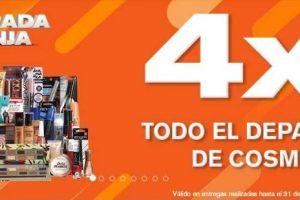 Temporada Naranja 4×2 en todos los Cosméticos del 24 al 31 de julio del 2019