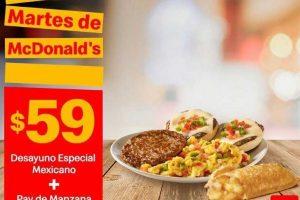 McDonald's Cupones Martes de McDonald's 30 de julio 2019