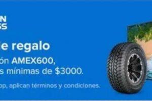 MercadoLibre: Cupón $600 de regalo pagando con American Express