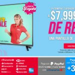 Office Depot - Summer Sale Gratis Pantalla HD en compras de $7,999