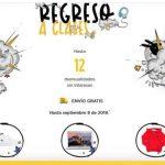 Promoción Regreso a clases Palacio de Hierro: Hasta 12 msi + envío Gratis