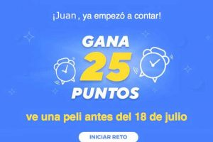"""Promoción Retos Club Cinépolis Gana Muchos Premios y Puntos """"Dinero"""""""