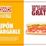 Promociones OXXO Cupones GRATIS de Papas Bitz y Vikingo