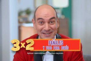 Soriana Julio Regalado 2019: 3×2 en pañales y todo para bebés