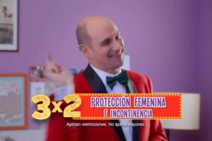 Soriana Julio Regalado 2019: 3×2 en protección femenina e incontinencia