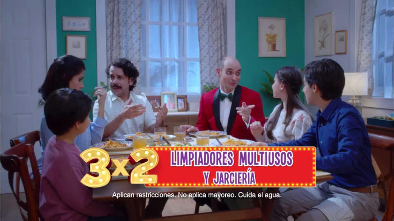 Soriana Julio Regalado 2019: 3×2 en limpiadores y jarciería
