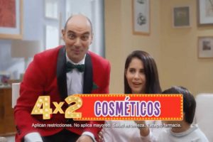 Soriana y MEGA Soriana Julio Regalado 2019: 4×2 en cosméticos
