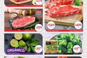 Superama: Especiales de la quincena frutas y verduras 16 al 29 de julio 2019