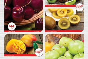 Superama: Frutas y Verduras Especiales de la Quincena 2 al 15 de julio 2019
