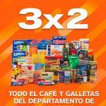 Temporada Naranja 2019 en La Comer: 3×2 en todo el café y galletas