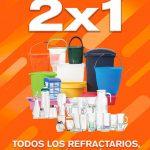 Temporada Naranja 2019 en La Comer: 2×1 en cristalería y plásticos de hogar