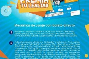 UnDos Tres compra 4 boletos de Cinépolis y llévate Gratis 2 boletos