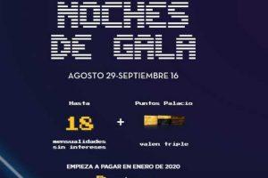 Noches de Gala 2019 en Palacio de Hierro hasta 18msi y descuentos