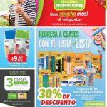 Catálogo de Ofertas Regreso a Clases de Soriana Híper y Mega del 9 al 15 de agosto 2019