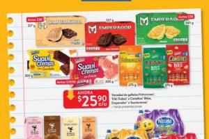 Folleto de ofertas Walmart Regreso a Clases del 15 al 29 de agosto 2019