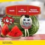 Soriana Mercado Frutas y Verduras del 13 al 15 de agosto 2019