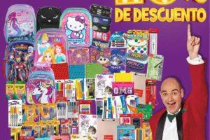 Julio Regalado 2019 en Soriana: 20% de descuento toda la papelería