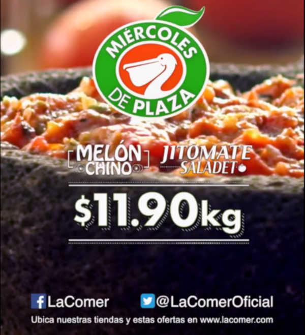 Miércoles de Plaza La Comer 14 de Agosto 2019