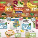 Ofertas S-Mart frutas y verduras del 6 al 8 de agosto 2019