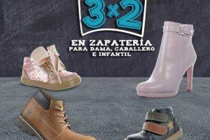 Sears 3x2 en zapatería para dama, caballero e infantil del 21 al 26 agosto