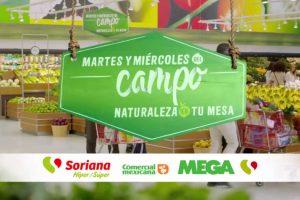 Ofertas Soriana Martes y Miércoles del Campo 4 y 5 de agosto 2020