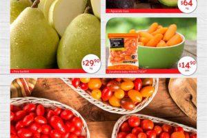 Superama: Frutas y Verduras del 19 de agosto al 2 de septiembre 2019