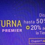 Venta Nocturna Club Premier 14 y 15 de agosto de 2019