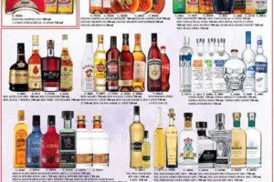 Folleto de Ofertas Bodegas Alianza vinos y licores de 16 al 22 de septiembre