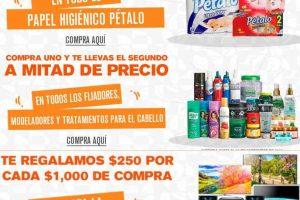 Promociones La Comer de Fin de Semana del 27 al 30 de Septiembre 2019