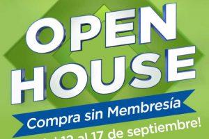 Open House Sam's Club del 12 al 17 de septiembre de 2019