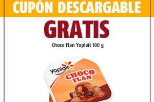 Oxxo: Choco Flan Yoplait Gratis descargando cupón