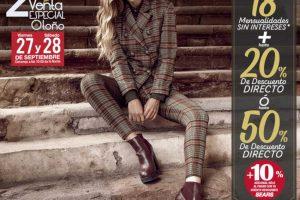 Sears – Venta Especial este 28 y 29 de septiembre