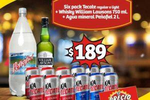 Soriana Mercado y Express Jueves Cervecero 26 Septiembre 2019