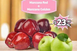 Frutas y Verduras Soriana Mercado y Express del 15 al 17 de octubre 2019