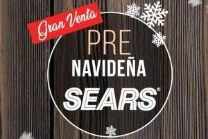 Sears: Venta Nocturna Pre Navideña del 25 al 27 de octubre 2019